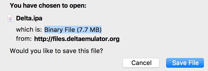 Delta emulator beta 4 ipa | Download Delta Emulator for iOS