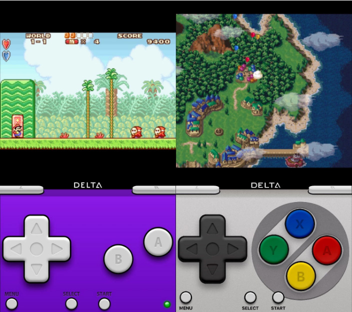 Delta Emulator Download on iOS (iPhone & iPad) - UPDATED