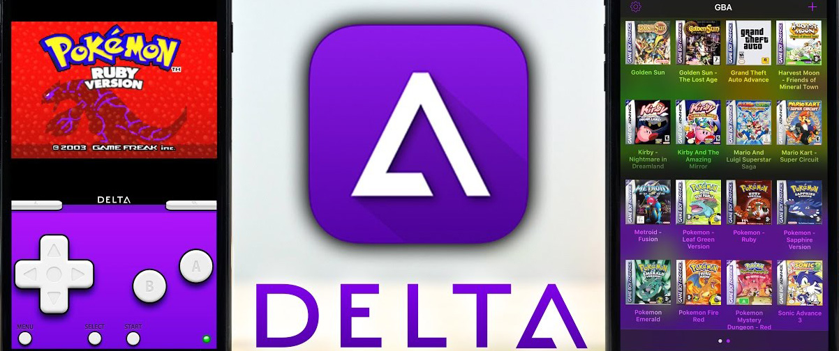 Delta lite NES Emulator
