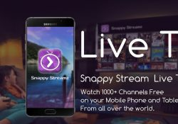 latest snappy streamz apk